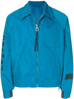 укороченная легкая куртка Lanvin