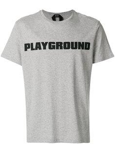 футболка Playground Nº21