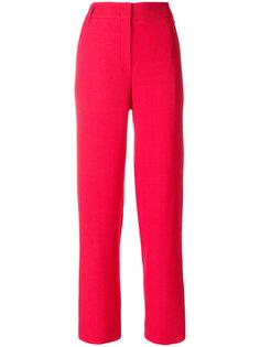 строгие брюки с завышенной талией  Giorgio Armani