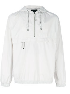 куртка-ветровка с капюшоном Diesel Black Gold