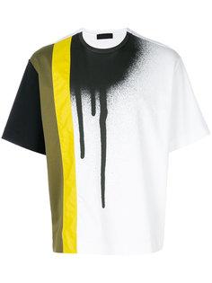 футболка Teoria Diesel Black Gold