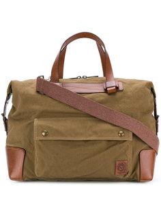 парусиновая дорожная сумка Belstaff