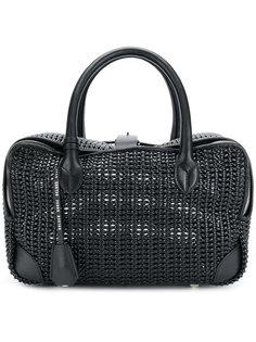 плетеная сумка-тоут Golden Goose Deluxe Brand
