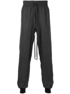 брюки с эластичным поясом Lost & Found Ria Dunn