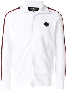спортивная куртка с полосками на рукавах Hydrogen