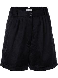 шорты со складками  Forte Forte