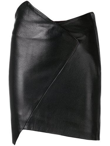 асимметричная облегающая юбка  Iro