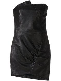 асимметричное приталенное платье  Iro