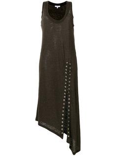 платье со шнуровкой Iro