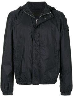 легкая куртка с капюшоном Prada