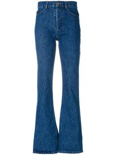 расклешенные джинсы с завышенной талией Matthew Adam Dolan
