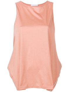 блузка с разрезами по бокам Fabiana Filippi