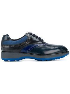 декорированные ботинки Дерби Prada