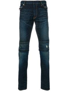 """джинсы """"скинни"""" Balmain"""