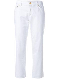 укороченные джинсы средней посадки Michael Michael Kors