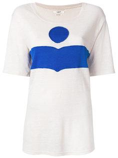 футболка с принтом Kendra Isabel Marant Étoile