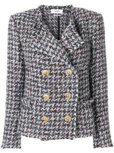 твидовое пальто Jorson Isabel Marant Étoile