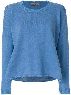 расклешенный свитер Sportmax