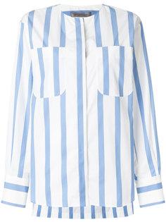 приталенная полосатая блузка Sportmax