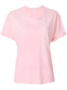 футболка с карманом  Frame Denim