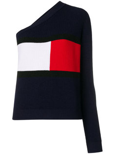свитер с логотипом  Tommy Hilfiger