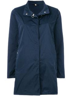 пальто с воротником-стойкой Fay