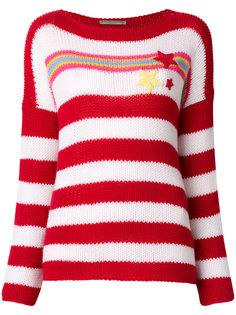 полосатый свитер  Ermanno Scervino