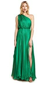 Maria Lucia Hohan Altheda One Shoulder Dress