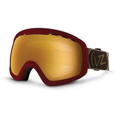 Маска для сноуборда Von Zipper Feenom Nls John Jackson Red/Copper Chrome