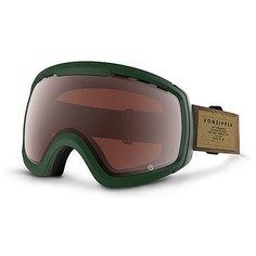Маска для сноуборда Von Zipper Feenom Nls Sin Hunter Green/Persimmon Chrome