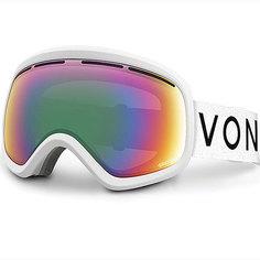 Маска для сноуборда Von Zipper Skylab White Snow