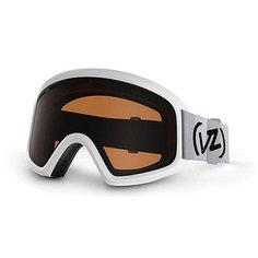 Маска для сноуборда детская Von Zipper Trike White Gloss/Persimmon