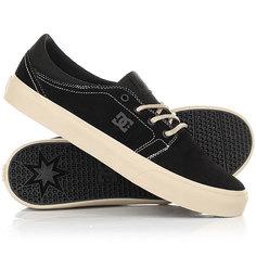 Кеды кроссовки низкие DC Trase Se Black/Tan