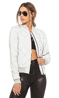 Куртка бомбер reflective idol - alo