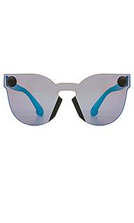 Солнцезащитные очки mask frame - Christopher Kane