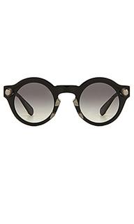 Солнцезащитные очки round acetate - Christopher Kane
