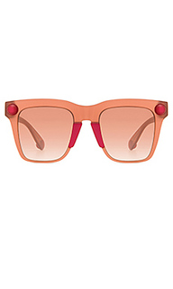 Солнцезащитные очки cat eye retro acetate - Christopher Kane
