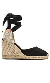 Обувь на танкетке carina - Castaner