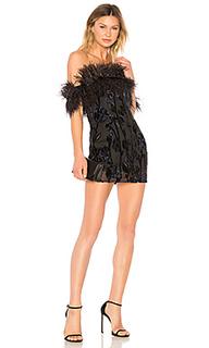 X revolve jet lagged mini dress - Chrissy Teigen