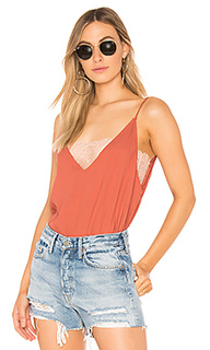 Майка на бретелях deep v bandeau - Free People