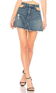 Eva a-frame gusset skirt - GRLFRND