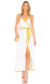 Платье с запахом 531 - LPA