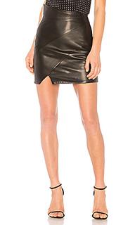 Юбка мини asymmetric corset - Michelle Mason