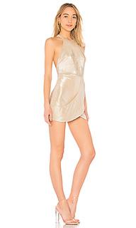 Платье холтер lulu - NBD