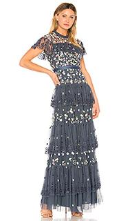 Вечернее платье tiered anglais - Needle & Thread