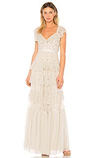 Вечернее платье sunburst - Needle & Thread