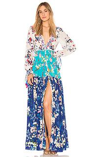 Длинное платье bella - ROCOCO SAND