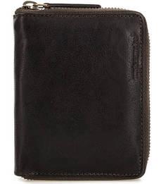 Кожаный кошелек на молнии Aunts & Uncles