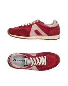 Низкие кеды и кроссовки Atalasport