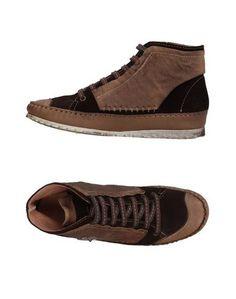 Высокие кеды и кроссовки Clocharme